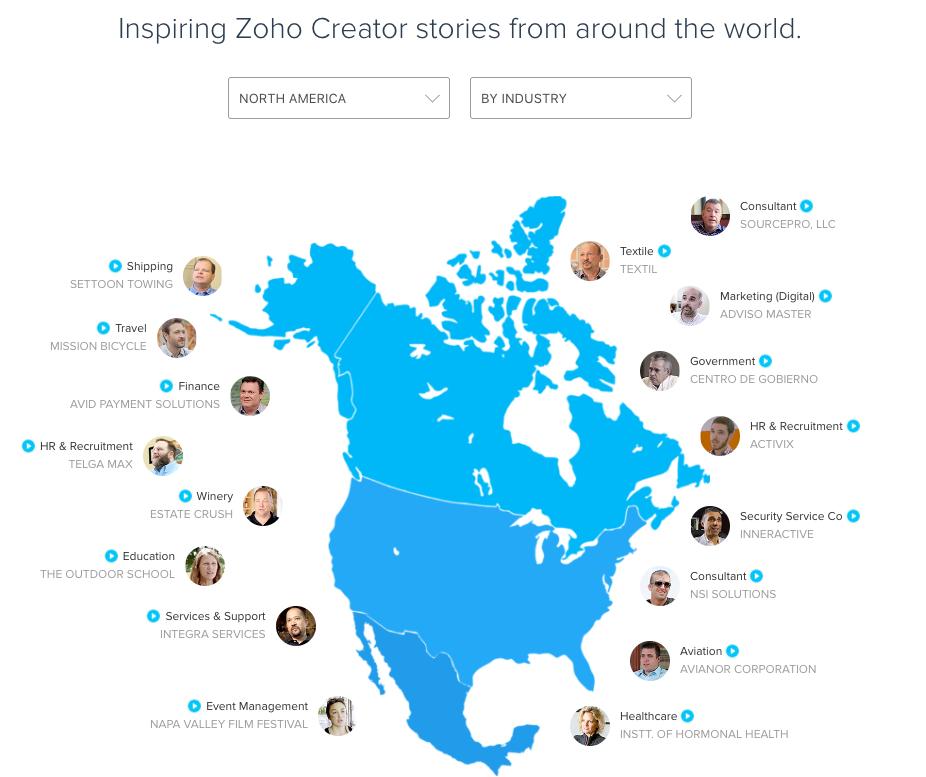 zoho-creator-customer